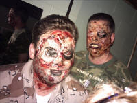 Colonel and Jeremiah Zombified
